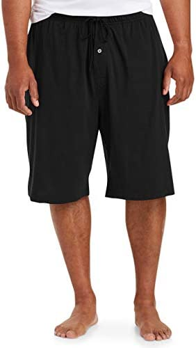 Amazon Essentials Men's Knit Pajama Short have compatibility by way of DXL