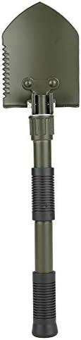 [해외]군용 삽 스페이드 도구 접이식 다기능 스틸 야외육군캠핑 용 삽 가방이 있는 / Military Excavator Spade Tool Folding Multifunction Steel OutdoorArmyCamping Shovel with Carry Bag