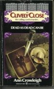 book cover of Dead As Dead Can Be