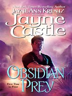 book cover of Obsidian Prey