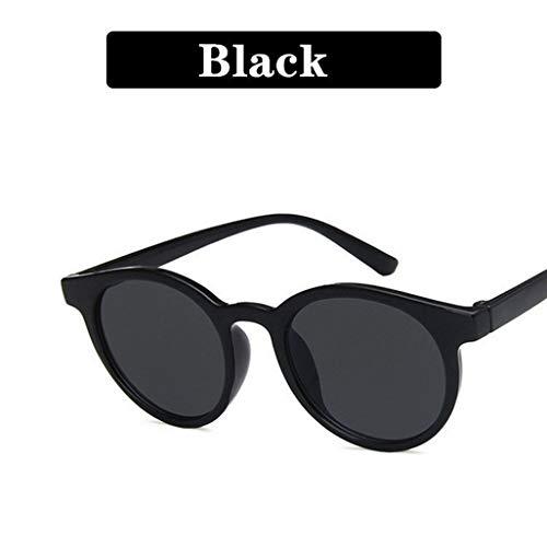 modis child sun glasses retro sport kids sunglasses uv protection girls boys baby gafas de sol mujer(Multi,Black)