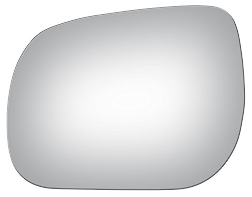 (Burco 4135 Flat Driver Side Replacement Mirror Glass (Mount Not Included) for 2006-2011 Toyota RAV4 (2006, 2007, 2008, 2009, 2010,)