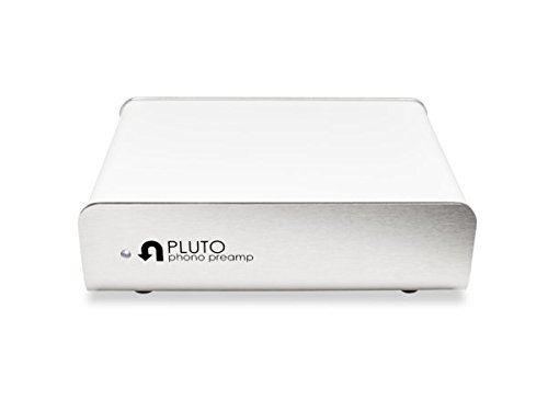 U-Turn Audio - Pluto Phono Preamp (White) by U-Turn Audio