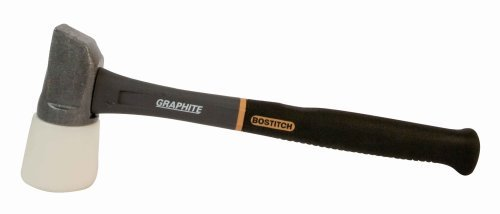 BOSTITCH HFM-4 59-Ounce Graphite Flooring Mallet by BOSTITCH