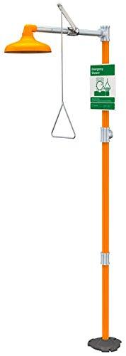 Guardian G1662 Plastic Emergency Shower, Free Standing