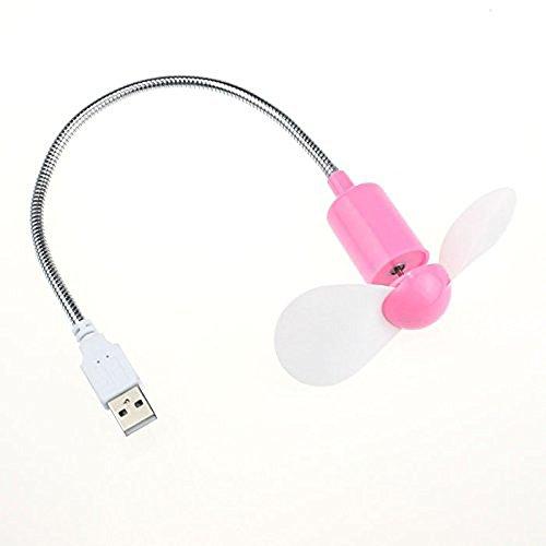 New Mini Cute Lovely Portable Flexible USB Power Cooling Fan