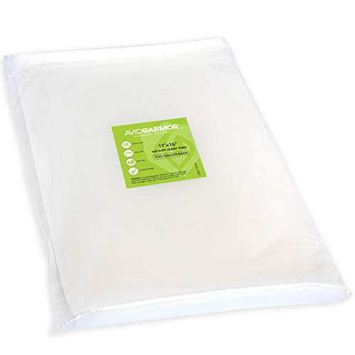 100 Gallon Vacuum Sealer Storage Bags for Food