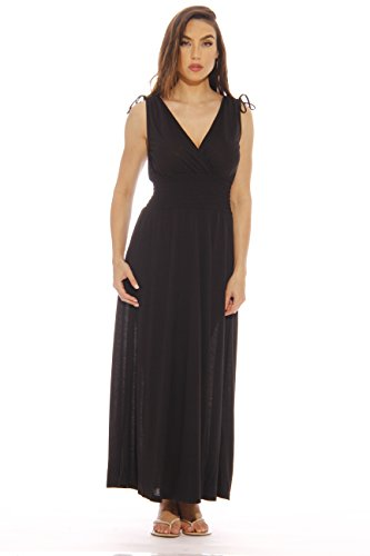 1929-54-BLK-XL Just Love Maxi Dress / Summer Dresses for Women
