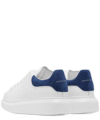 Woman bianca in Alexander pelle 553770whgp79849 Mcqueen Sneakers 5cwB1q4f8