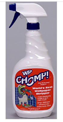 Wp Chomp Wallpaper Remover Non-Toxic 1 Qt