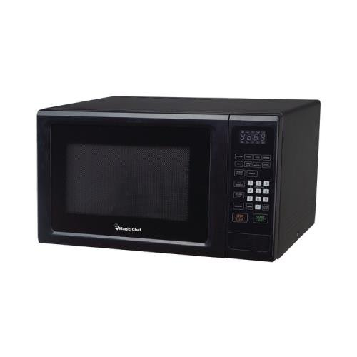 Amazon.com: Magic chef-1.1 CF 1000 W Microondas Negro: Aparatos
