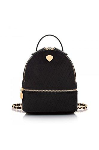 Zainetto Donna Piccolo | Le Pandorine Mini Backpack | Now | A/I 2017-18 | AI17DAO0210410-Black