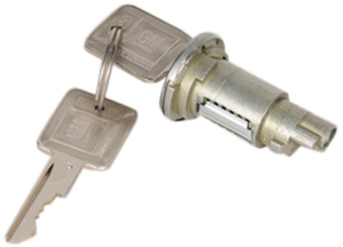 - ACDelco D1400B GM Original Equipment Coded Ignition Lock Cylinder with Key