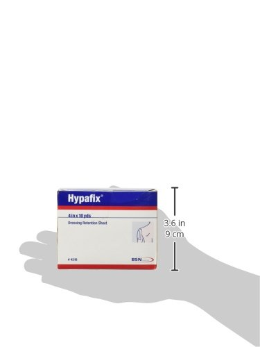 how to use hypafix dressing retention sheet