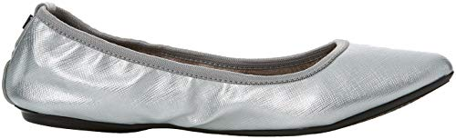 Women's 009 Silver Janey Ballet Twists Flats Butterfly Silver nW80qZgBnx