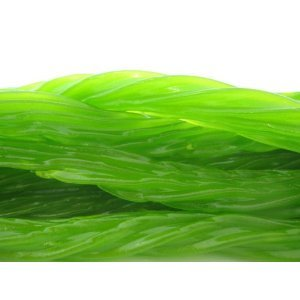 Licorice Twists: Green Apple 12LB