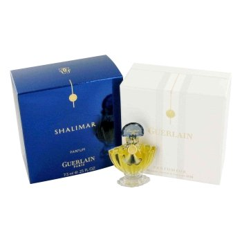 - Shalimar By GUERLAIN FOR WOMEN 0.25 oz Pure Perfume