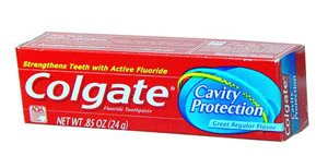Colgate 109782 Great Regular Flavor Unboxed Bulk 0.85 oz (Case of 240) by Colgate