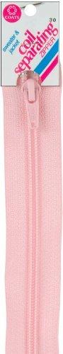 (COATS&CLARK F4824-030 Coil Separating Zipper 24-Inch, 24