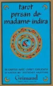 Persian Tarot / Tarot Persan, Madame Indira