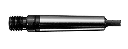 Bosch 1603115004 Taper Mandrel, Black/Silver, 16 mm