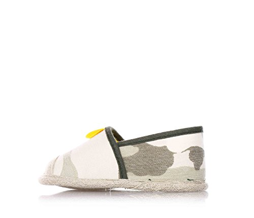 BABY VIP - Chaussure de berceau camouflage sans lacets en tissu, extrêmement confortable et souple, garçon, garçons