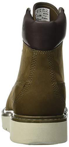 Timberland 901 Nubuck Bottes Classiques Femme Vert Kenniston canteen Bvr1wqBA