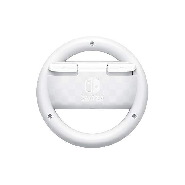 Nintendo Joy-Con Wheel (Set of 2) - White - Switch 5