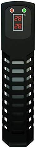 KKYG 水槽ヒーター 水中式 LEDデジタル温度計 温度調節 サクションカップ 水族館 アクアリウムヒーター