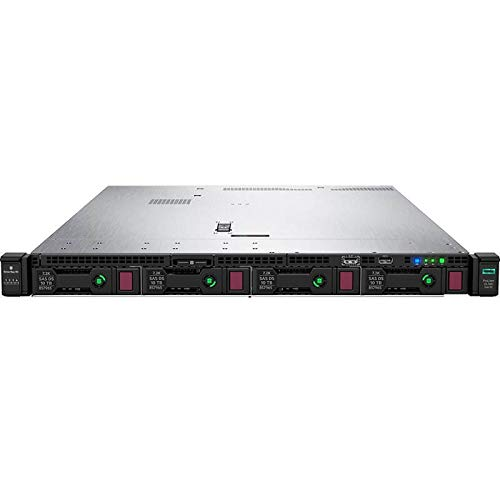 Certified Refurbished HP Proliant DL360 Gen9 4B LFF E5-2620v3 Six Core 2.4Ghz 32GB 4X 300GB 15K H240ar