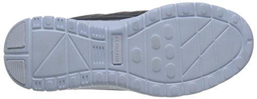 Noi Polo Assn. Womens Margie9 Fashion Sneaker Grigio / Bianco / Rosa / Blu