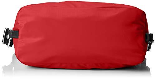 Mandarina anka dam jägare ryggsäck, röd (Mara Red), 10 x 21 x 28,5 cm