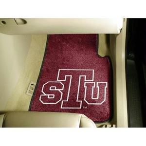NCAA 2 Piece Novelty Car Mats NCAA Team: Texas Southern University