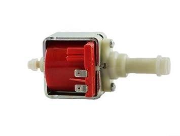 220 V-230 V Ulka E Type EP5 Vibratory Bomba de vibración, Gaggia, Rancilio Silvia, E.T.A.: Amazon.es: Hogar