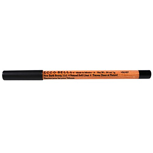 Ecco Bella Soft Eyeliner Pencil Velvet -- 0.04 oz (0.04 Ounce Pencil Eyeliner)