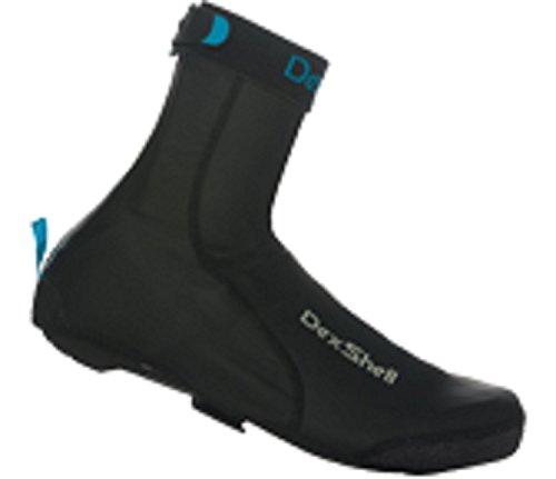 確立します簡単な引退したDexShell(デックスシェル) 自転車用シューズカバー light weight (ライト ウェイト) shoe cover OS337 黒