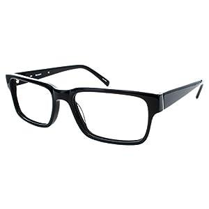 Hackett London Large Fit HEK1101 Mens Eyeglass Frames - Black