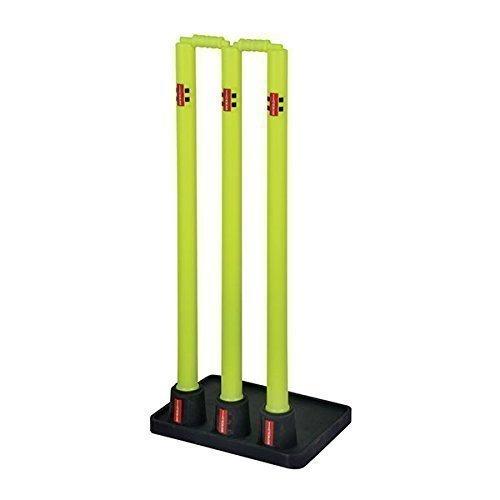 Gray Nicolls Rubber Base Cricket Stumps by Gray Nicolls