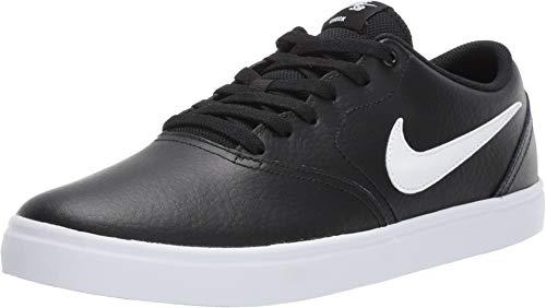 Nike Mens SB Check Solar Black White Size 11.5