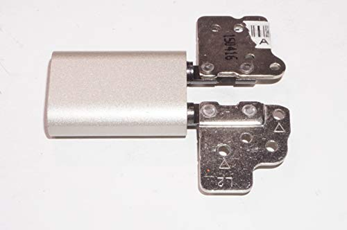 - FMS Compatible with H000074380 Replacement for Toshiba Hinge Left L15W-B1303 l15w-b1208 l15w-b1208x Satellite