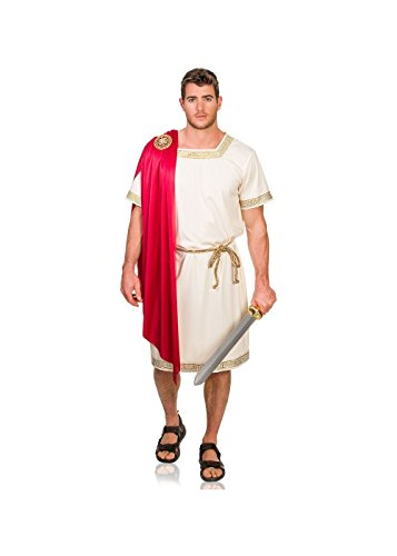 Marc Antony Costume (Adult Caesar Costume - Adult Std.)