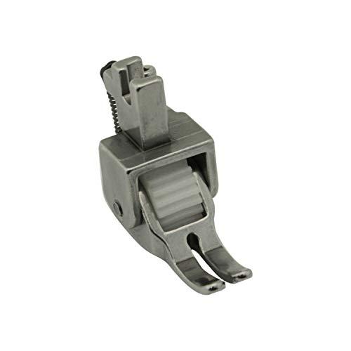 Heavy Duty Plastic Wheel Roller Foot for Industrial Single Needle Sewing Machine