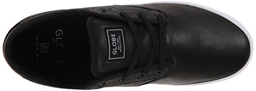 Globe Motley, Men's Low Top Sneakers Black Fog