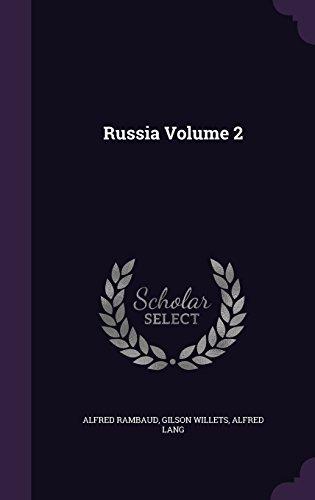 Russia Volume 2