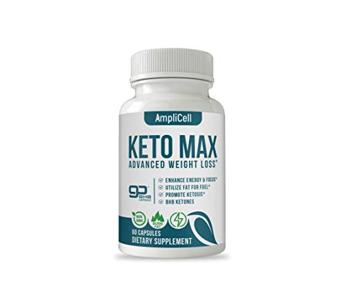 Keto Pills Supplements Metabolism Amplicell