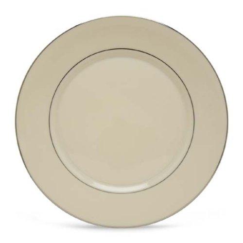 Lenox Maywood Platinum Banded Ivory China Dinner Plate