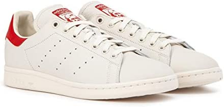 free shipping e3f38 9070f adidas Originals Women's Stan Smith Shoes White/Red (37 ...