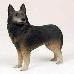 Belgian Tervuren Original Dog Figurine (4in-5in) Belgian Tervuren Dog Figurine
