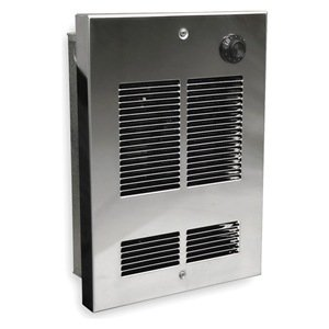 Dayton 5ZK64 Heater, Wall/Ceiling Mt
