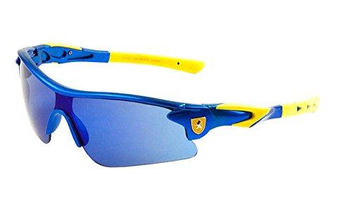 Kids Teen Age 6-16 Half Frame Performance Baseball Cycling Running Sport - Kids Glasses Cycling